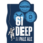 Draught - On Tap at The Black Horse Inn, Chesham - Marstons 61 Deep Pale Ale