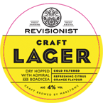 Draught - On Tap at The Black Horse Inn, Chesham - Marston's Revisionist Craft Lager