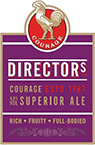 Draught - On Tap at The Black Horse Inn, Chesham - Courage Directors