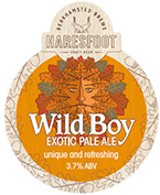 Draught - On Tap at The Black Horse Inn, Chesham - Wildboy Exotic Pale Ale (Haresfoot Brewery)
