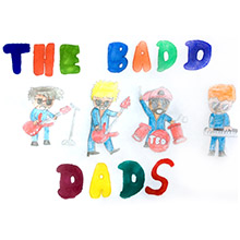 January events in Chesham - Badd Dads gig