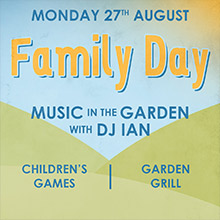 August events in Chesham - Family Day at the Black Horse Inn, Chesham
