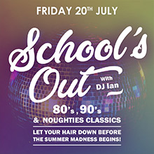 School's Out with DJ Ian at The Black Horse Inn, Chesham