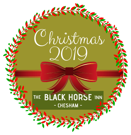 Christmas 2019 at The Black Horse Inn, Chesham - Bookings now open!